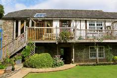 The Barn - Holiday Cottage - Dartmouth
