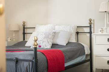Beautiful soft furnishings and quality linens make for a comfortable stay.