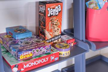 Which game will you choose? What better way to spend some good old fashioned family fun together.