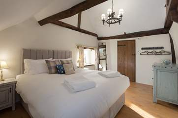 Another view of the fourth double bedroom.