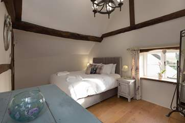 This is the fourth of the double bedrooms. Beautiful.
