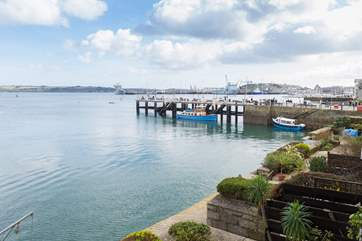 The Pierhouse is in the most stunning waterside location.