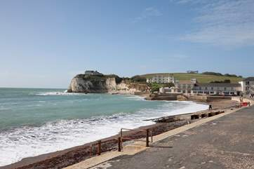 Take a beautiful walk along the seafront
