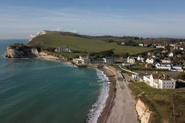 Why not take a walk across the cliff tops