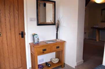 Bella Cottage, beautifully appointed throughout