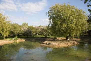 Blakes Barn is set in beautiful settings