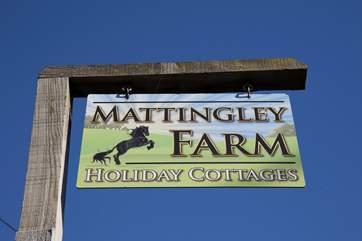 Mattingley Farm Holiday Cottages