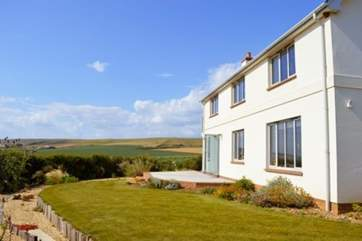 Flackstead, a beautiful property in the heart of the gorgeous West Wight countryside