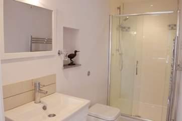 The en suite shower-room