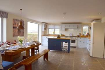 A lovely large space to entertain in