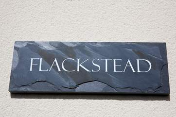 Welcome to Flackstead in the rural village of Brook
