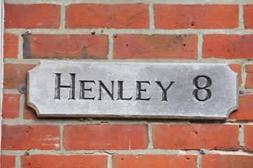 Welcome to Henley House, have a lovely stay