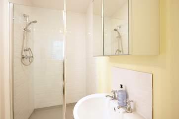The en suite wet-room.