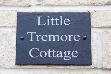 Little Tremore Cottage in Shorwell village.