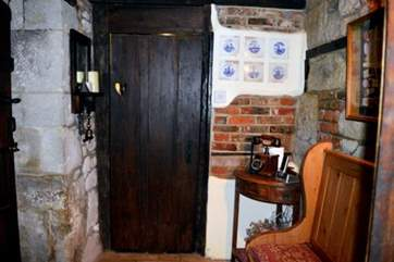 After exploring the Isle of Wight kick off your walking boots and come into the warm cottage.