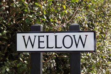 Set in the beautiful rural village of Wellow
