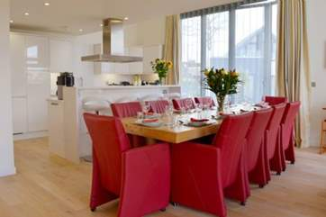 A great space to cook and entertain