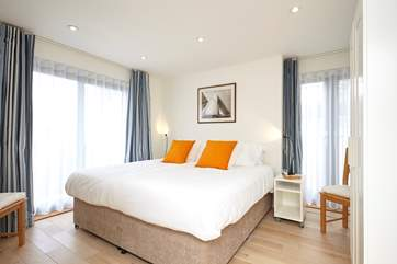 There arre plenty of lovely bedrooms to choose from