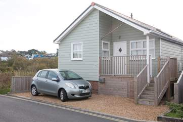 Welcome to Solent View, there is private parking for two cars to the front of the property