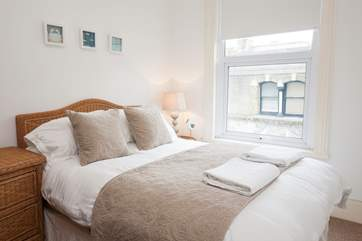 Take your pick, there are three lovely double bedrooms to choose from