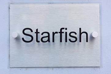 Starfish, a lovely apaartment in the town of Ventnor