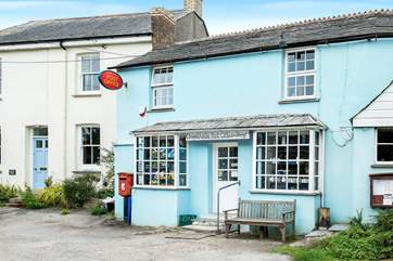 Just around the corner is the village Post Office and shop - how convenient is that?