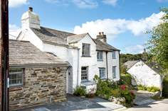 Hill Cottage Sleeps 4 + cot, Boscastle.