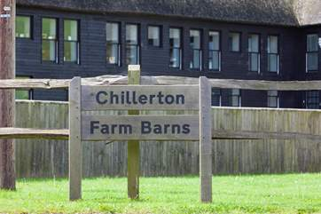 Chillerton Farm Barns