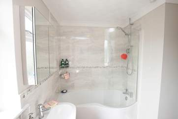 A quick shower or long soak in the bath?