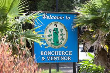 Welcome to Bonchurch and Ventnor