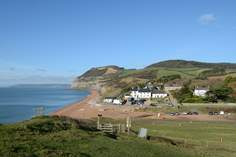 The Guardhouse - Holiday Cottage - 3 miles W of Bridport