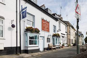 The Manor Pub. With a vast range of gins, beers and wines, this welcoming pub is a real bonus right on your doorstep.
