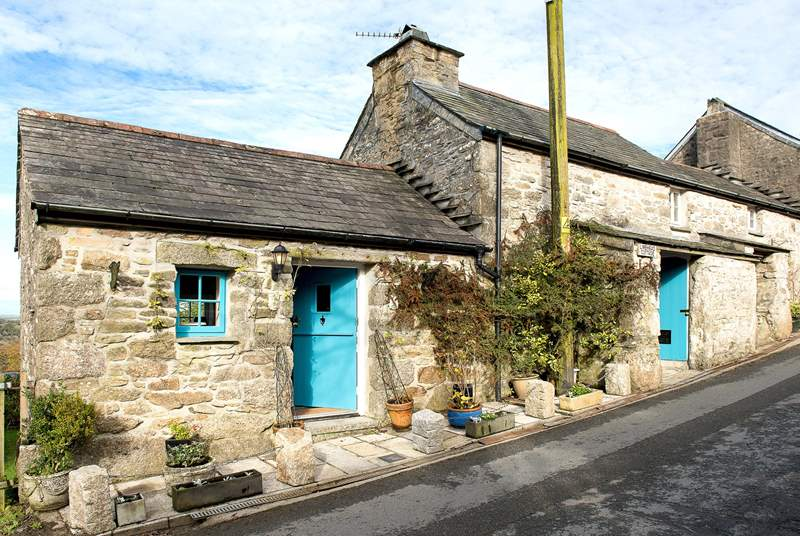 Limehead Cottage in the pretty village of St Breward.