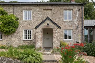 Built in the 19th Century, the cottage has been renovated and extended to provide a contemporary family home.