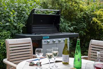 This fabulous BBQ is perfect for long lazy lunches or an evening feast.
