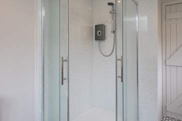 A long hot shower awaits you.