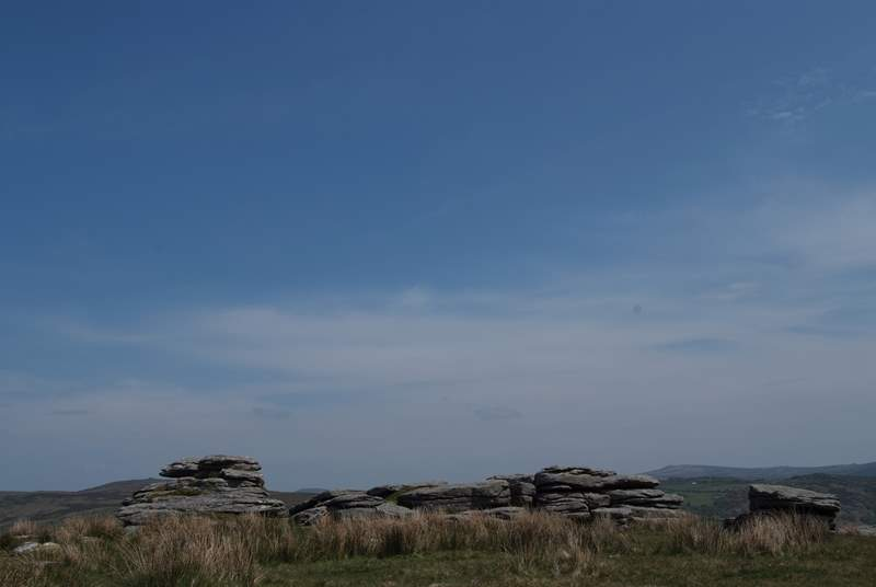 Dramatic Dartmoor is definitely a must-visit.