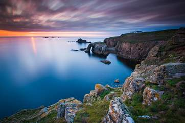 Spectacular Land's End.
