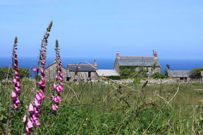Jenny's Cottage,Sleeps 2, 9.1 miles W of St Ives