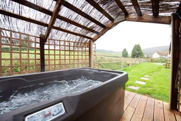 Great for a soak after a day's adventures.