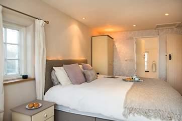 Bedroom 1 also has an en suite.