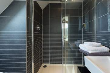 This is the large en suite shower-room for the master bedroom.