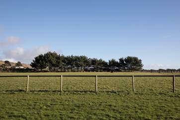 The Stables is surrounded by stunning countryside, put on your walking shoes and go explore!