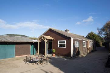 Welcome to The Stables, a gorgeous converted barn in the heart of the Island.