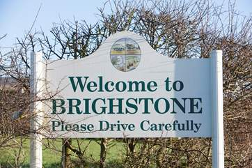Welcome to Brighstone, a beautiful village in west Wight.