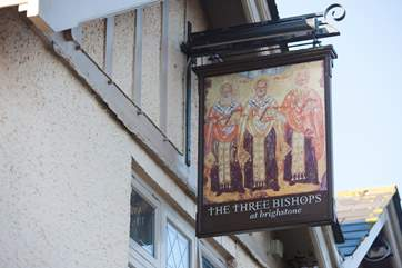 The local pub for a cheeky pint.