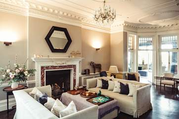 The Merchants Manor Hotel is a 1913 Edwardian mansion and retains many original features.