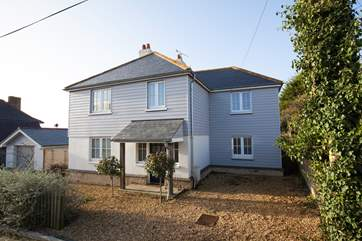 Welcome to The Haven, a beautiful three bedroom cottage in St Helens, Isle of Wight.