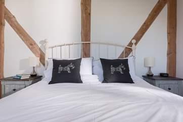 Gorgeous furnishings throughout this wonderful cottage.