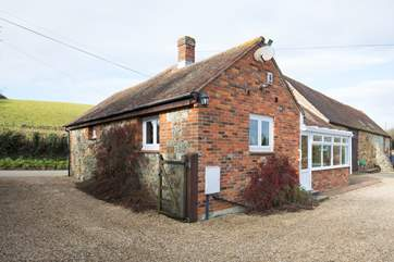 Welcome to Bagwich Barn Cottage, a lovely two bedroom cottage in the middle of the stunning Isle of Wight countryside.